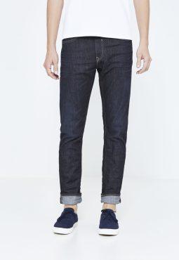 ג'ינס ישר 5 כיסים