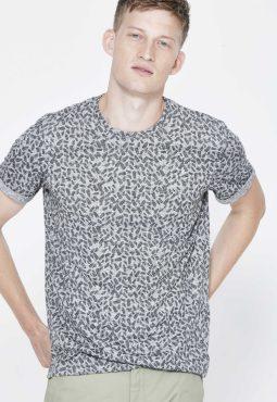 חולצת טי הדפס אול אובר