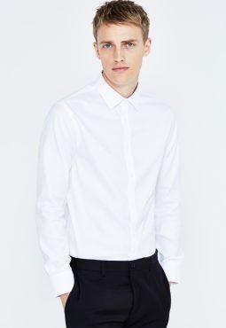 חולצה מכופתרת SLIM