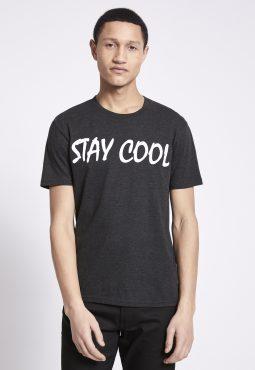 חולצת טי קצרה Stay Cool