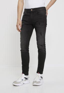ג'ינס דסטרויי בגזרת Skinny C45