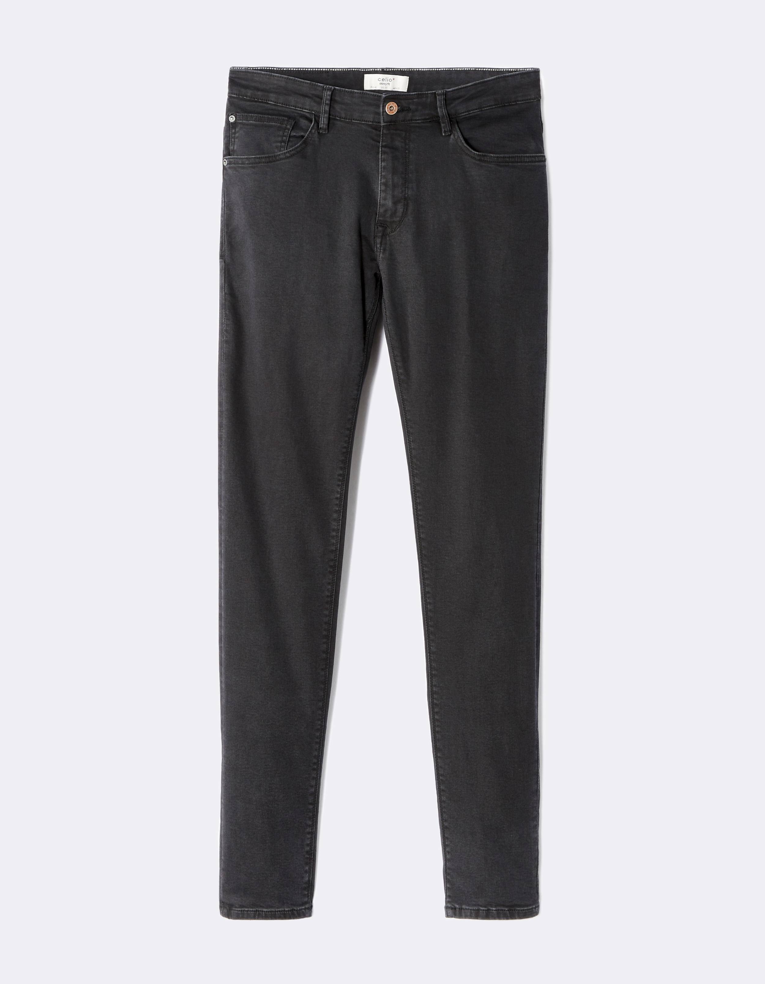 ג'ינס סטרץ' בגזרת Skinny C45