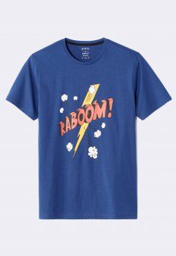 חולצת טי קצרה KABOOM