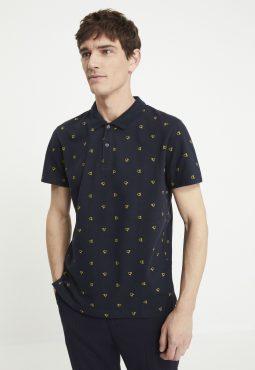 חולצת פולו פיש