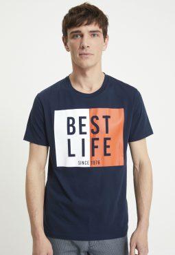 חולצת טי קצרה Best Life