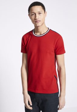 חולצת טי סטריפ
