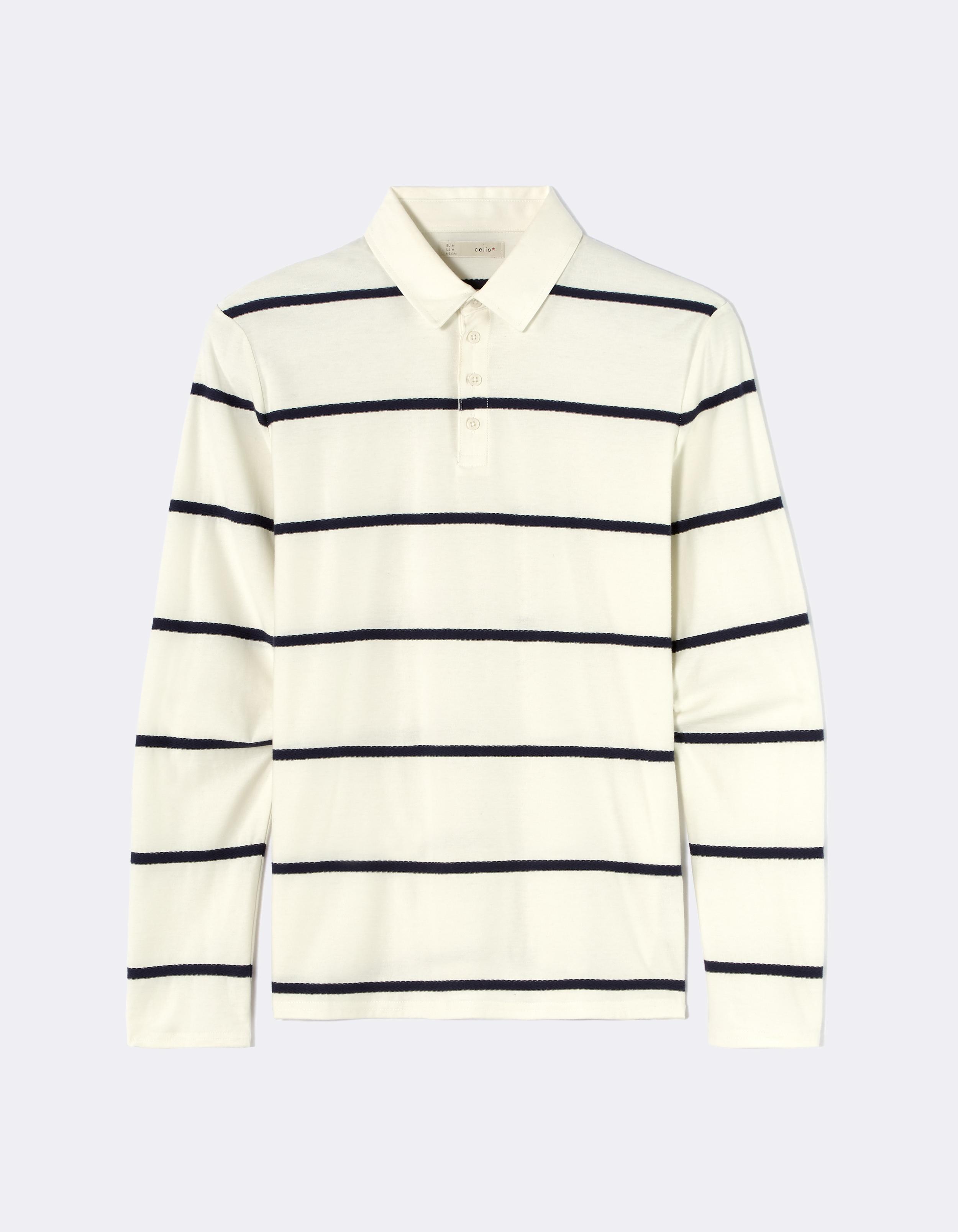 חולצת פולו ג'רזי, 100% כותנה
