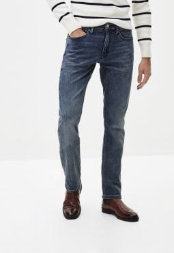 ג'ינס 5 כיסים בגזרה ישרה C15