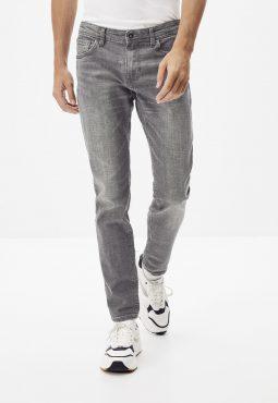 ג'ינס סקיני אפור C45