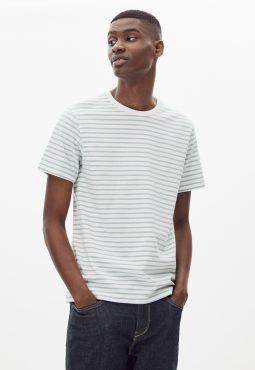 חולצת טי פסים 100% כותנה