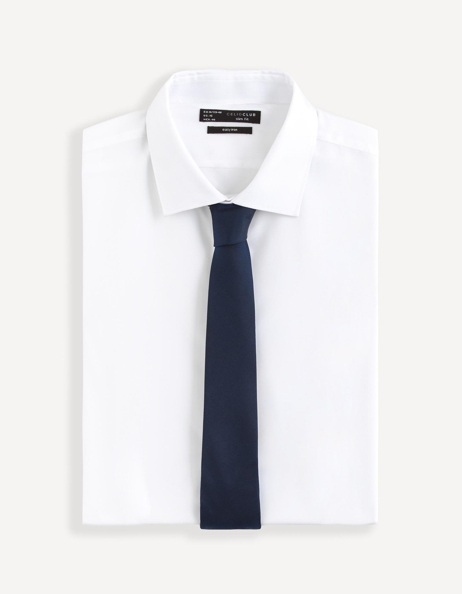 עניבה קלאסית 100% משי