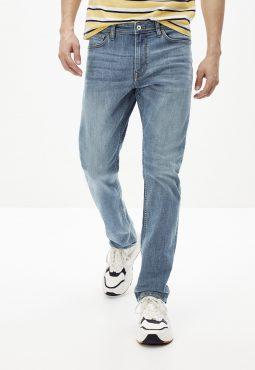 ג'ינס גזרה ישרה C15, כותנה אורגנית