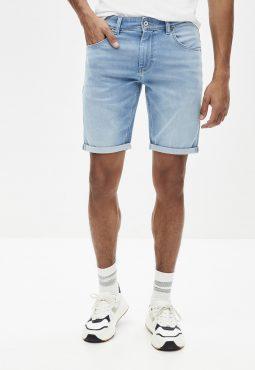 מכנסי ברמודה ג'ינס Denim