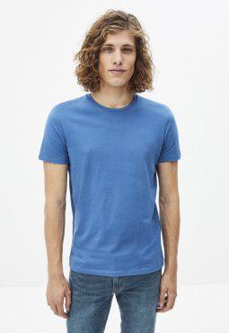 חולצת טי צווארון עגול בייסיק