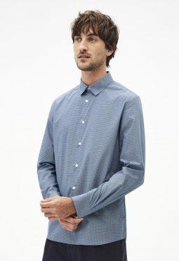 חולצה מכופתרת גזרה מודרנית