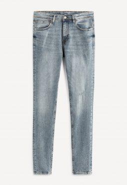 ג'ינס סקיני, חמישה כיסים, כותנה נמתחת