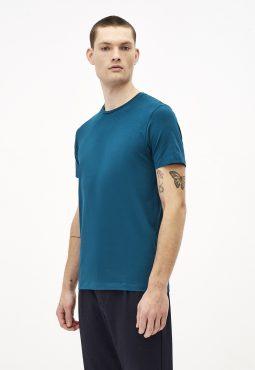 חולצת טי פימה צווארון עגול