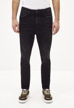 ג'ינס גזרה ישרה, 5 כיסים, C65