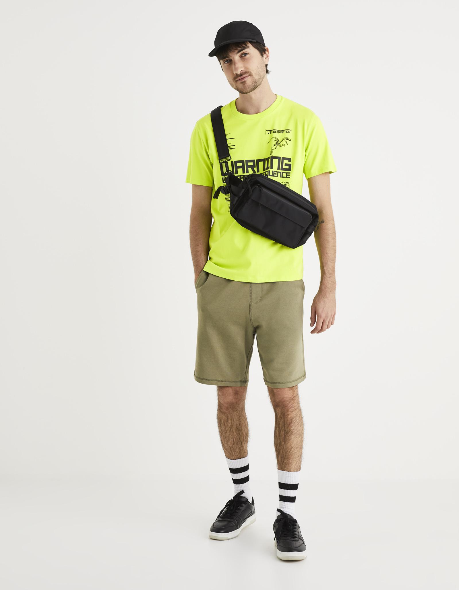 חולצת טי מודפס