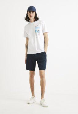 מכנסי ברמודה 3 כיסים