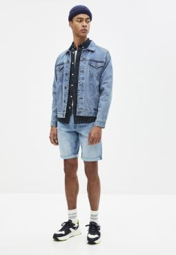 ברמודה ג'ינס 5 כיסים