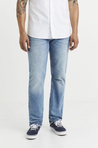 ג'ינס גזרה ישרה C15