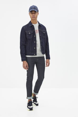 ז'קט ג'ינס